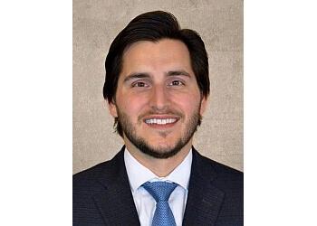 Pickering financial service Ben Aldridge