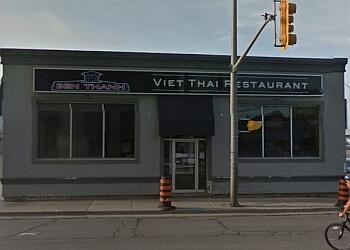 London vietnamese restaurant Ben Thanh Viet-Thai Restaurant