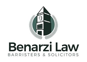 Airdrie employment lawyer Benarzi Law