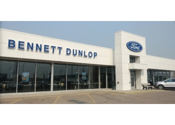 Regina car dealership Bennett-Dunlop Ford
