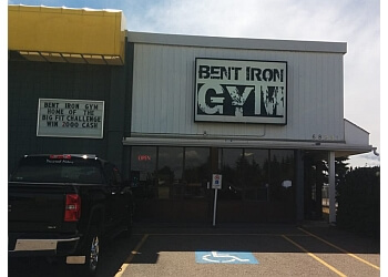 Red Deer gym Bent Iron Gym