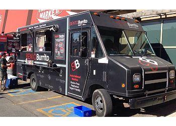 Calgary food truck Bento Burrito