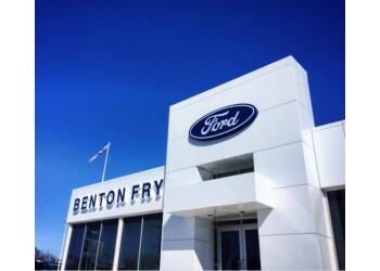 Belleville car dealership Benton Fry Ford