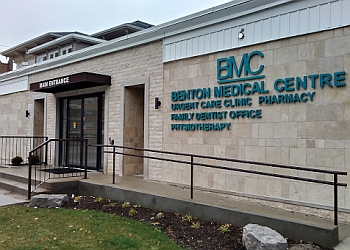 Kitchener urgent care clinic Benton Medical Centre