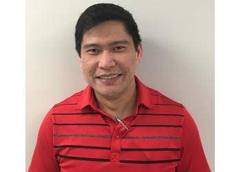 Chatham physical therapist Berado Nicolas, PT