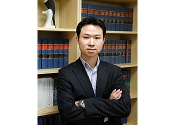 Richmond real estate lawyer Bernard Lau