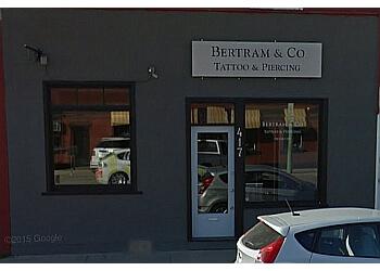 Bertram & Co Kelowna Tattoo Shops