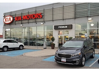 Pickering car dealership Bessada Kia