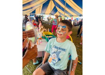 Winnipeg face painting Best Kids's Parties by Eveliny Cordero