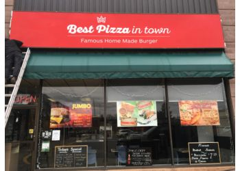 Newmarket pizza place Best Pizza In Town