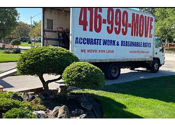 Stouffville moving company Best Way To Move Ltd.