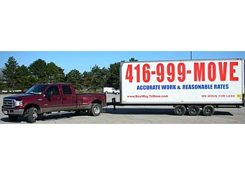 Ajax moving company Best Way To Move ltd