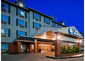 Grande Prairie hotel Best Western Grande Prairie Hotel & Suites
