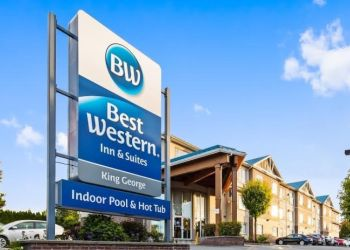 Surrey hotel Best Western King George Inn & Suites