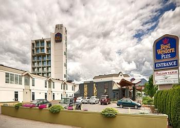 Kelowna hotel Best Western Plus