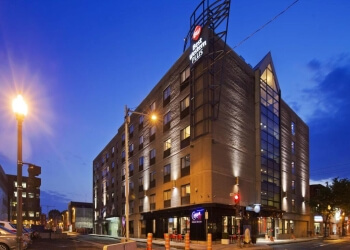 Quebec hotel Best Western Plus City Centre
