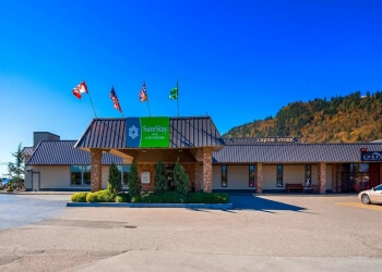 Chilliwack hotel Best Western Rainbow Country Inn