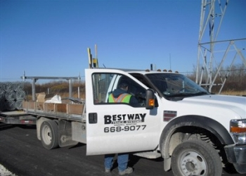 Winnipeg fencing contractor Bestway Fence Systems