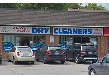 Whitby dry cleaner Betty Brite Dry Cleaners