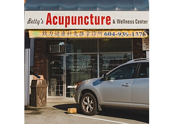 Coquitlam acupuncture Betty's Acupuncture & Wellness Center