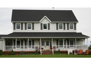 Orangeville residential architect Bev Gray & Associates Ltd.