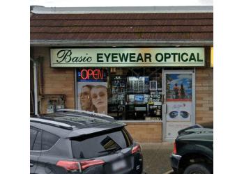 Coquitlam optician Beyond Basic Eyewear Optical