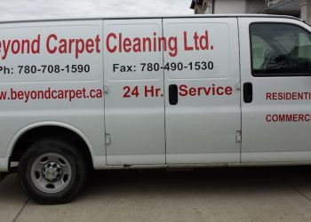 Edmonton nettoyage de tapi Beyond Carpet Cleaning