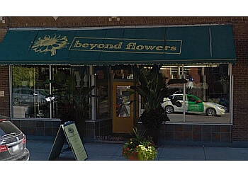 Winnipeg florist Beyond Flowers