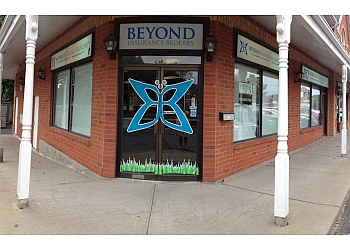 Whitby insurance agency Beyond Insurance Brokers Inc.