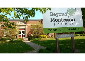 St Catharines preschool Beyond Montessori School