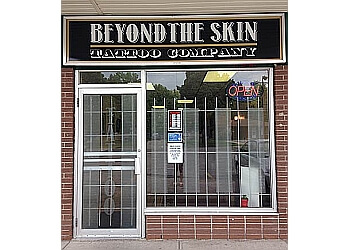 Waterloo tattoo shop Beyond the Skin Tattoo Company
