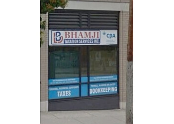 Bhamji Taxation Services inc.