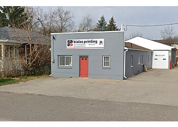 Brantford printer Bialas Printing Ltd.