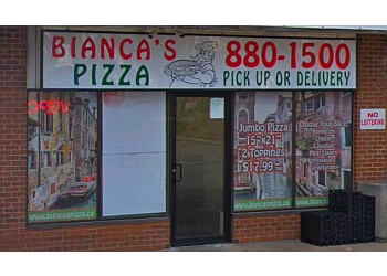 Waterloo pizza place Bianca's Pizza