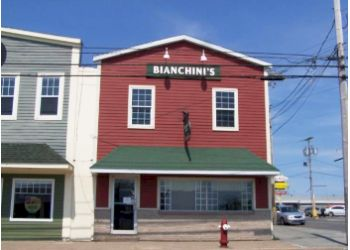 Cape Breton pizza place Bianchini's Pizzeria