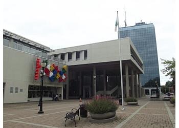 Trois Rivieres landmark Bibliothèque Gatien-Lapointe