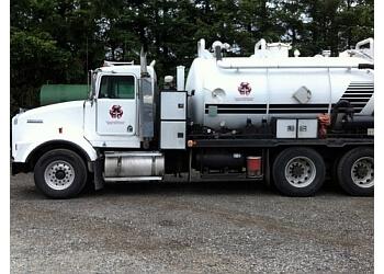 Surrey septic tank service Big A Environmental Services Inc.