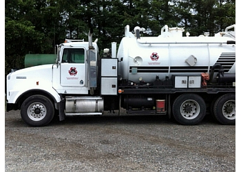 Langley septic tank service Big A Environmental services