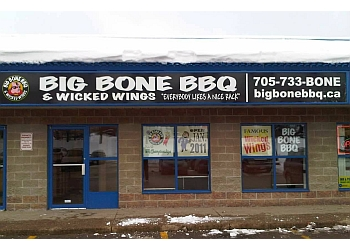Barrie bbq restaurant Big Bone BBQ