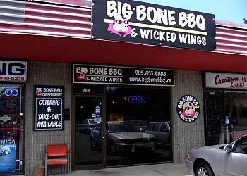 Newmarket bbq restaurant Big Bone BBQ & Wicked Wings