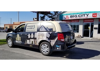 Ottawa window company Big City Windows & Doors