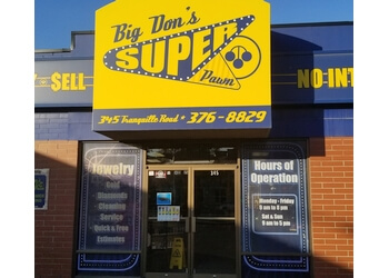 Big Don's Super Pawn