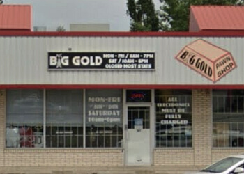 Red Deer pawn shop Big Gold Pawnshop