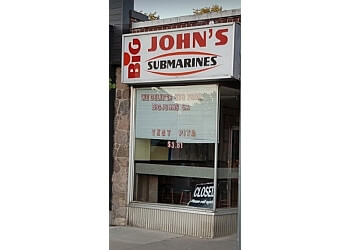 Kitchener sandwich shop Big John's Submarines