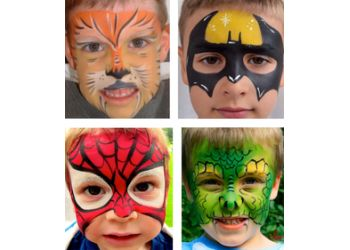 Cambridge face painting Big Smiles Company