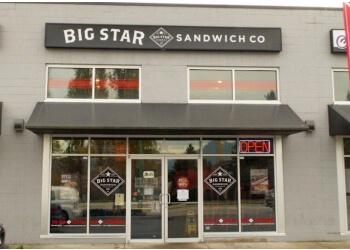 Burnaby sandwich shop Big Star Sandwich Co.