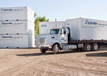 Saanich moving company BigSteelBox