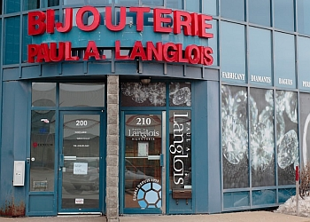 Quebec jewelry Bijouterie Langlois
