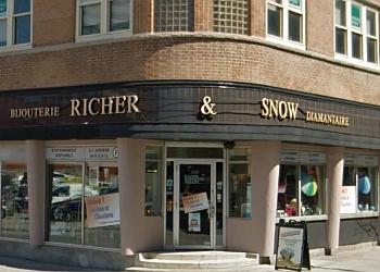 Gatineau jewelry Bijouterie Richer & Snow