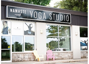 Barrie yoga studio Bikram Yoga